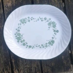 Corelle Oval Callaway Serving Platter